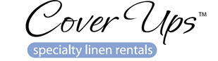 Cyndi's Embroidered & Bordered Overlay Linen Rentals