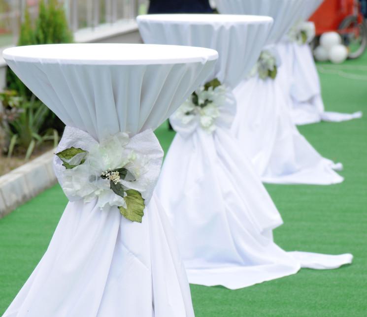 Choosing A Wedding Linen Rental Company