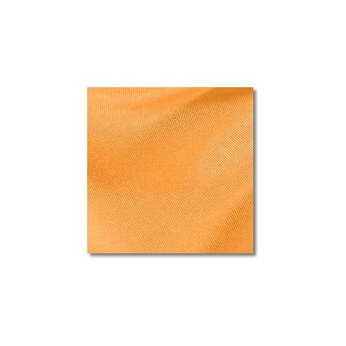 Neon Tangerine Polyester Linen Rentals