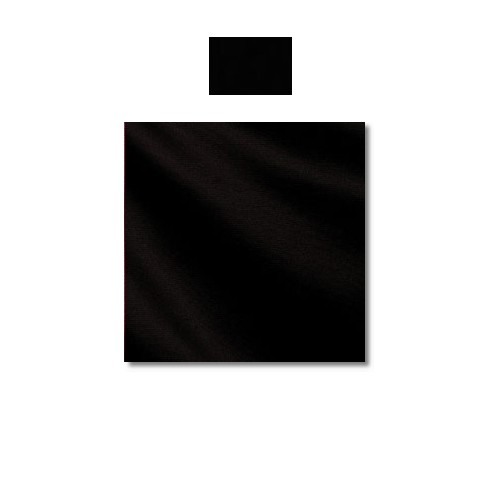 Black Mystique Satin Linen Rentals