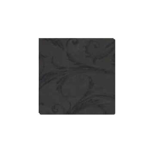 Black Gabrielle Damask Linen Rentals