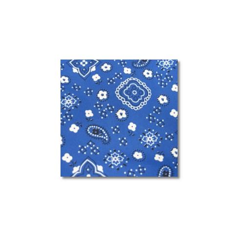 Blue Bandana Novelty Linen Rentals