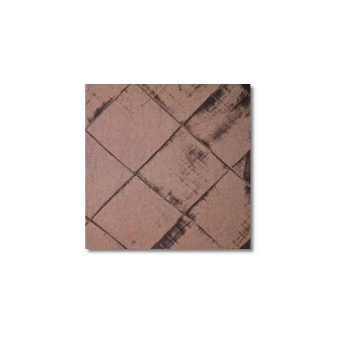 Brown Pintuck 4 Inch Linen Rentals