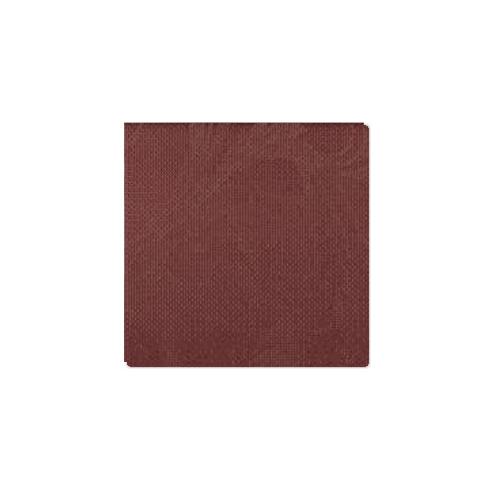 Chocolate Gabrielle Damask Linen Rentals