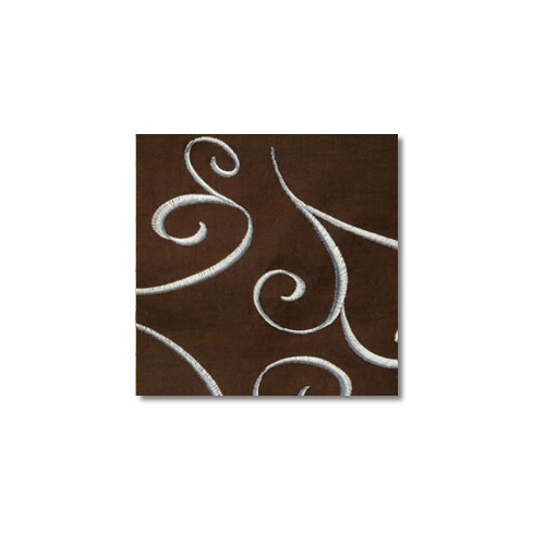 French Blue Chocolate Chateau Linen Rentals