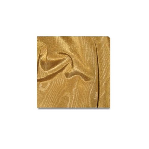 Gold Bengaline Moire Linen Rentals