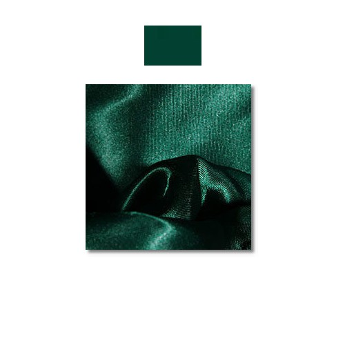 Hunter Green Mystique Satin Linen Rentals