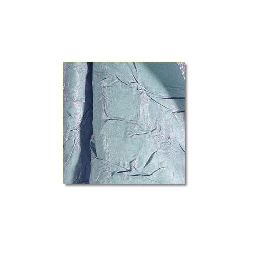 Light Blue Iridescent Crush Linen Rentals
