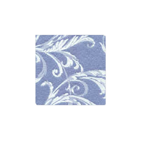 Periwinkle Ivory Gabrielle Damask Linen Rentals