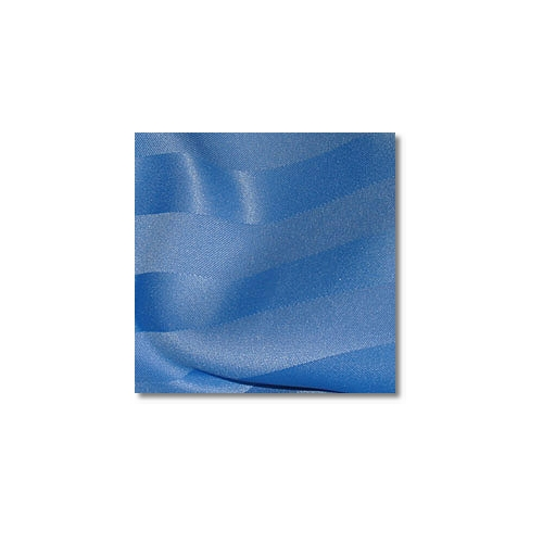 Periwinkle Polyester Satin Stripe Linen Rentals