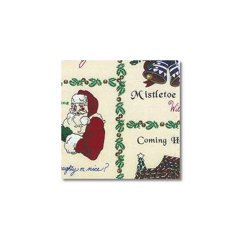 Santa Novelty Linen Rentals