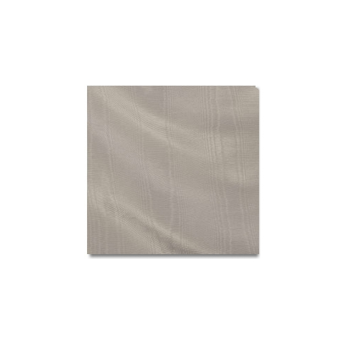 Silver Bengaline Moire Linen Rentals