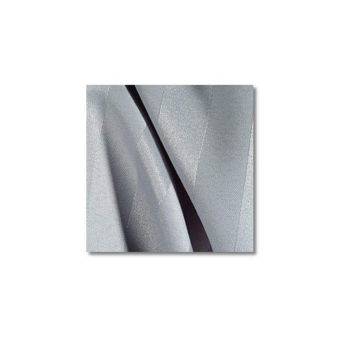 Silver Polyester Satin Stripe Linen Rentals