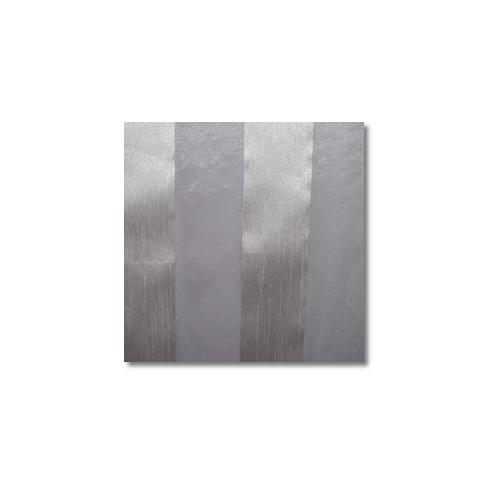 Silver Eternity Stripe Linen Rentals