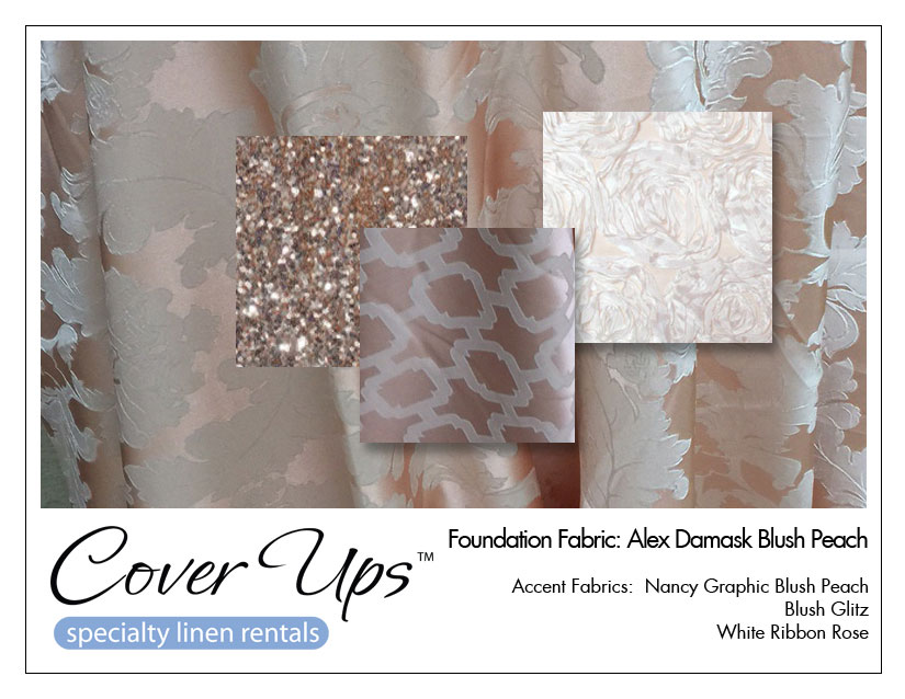 Alex Damask Blush Peach Storyboard
