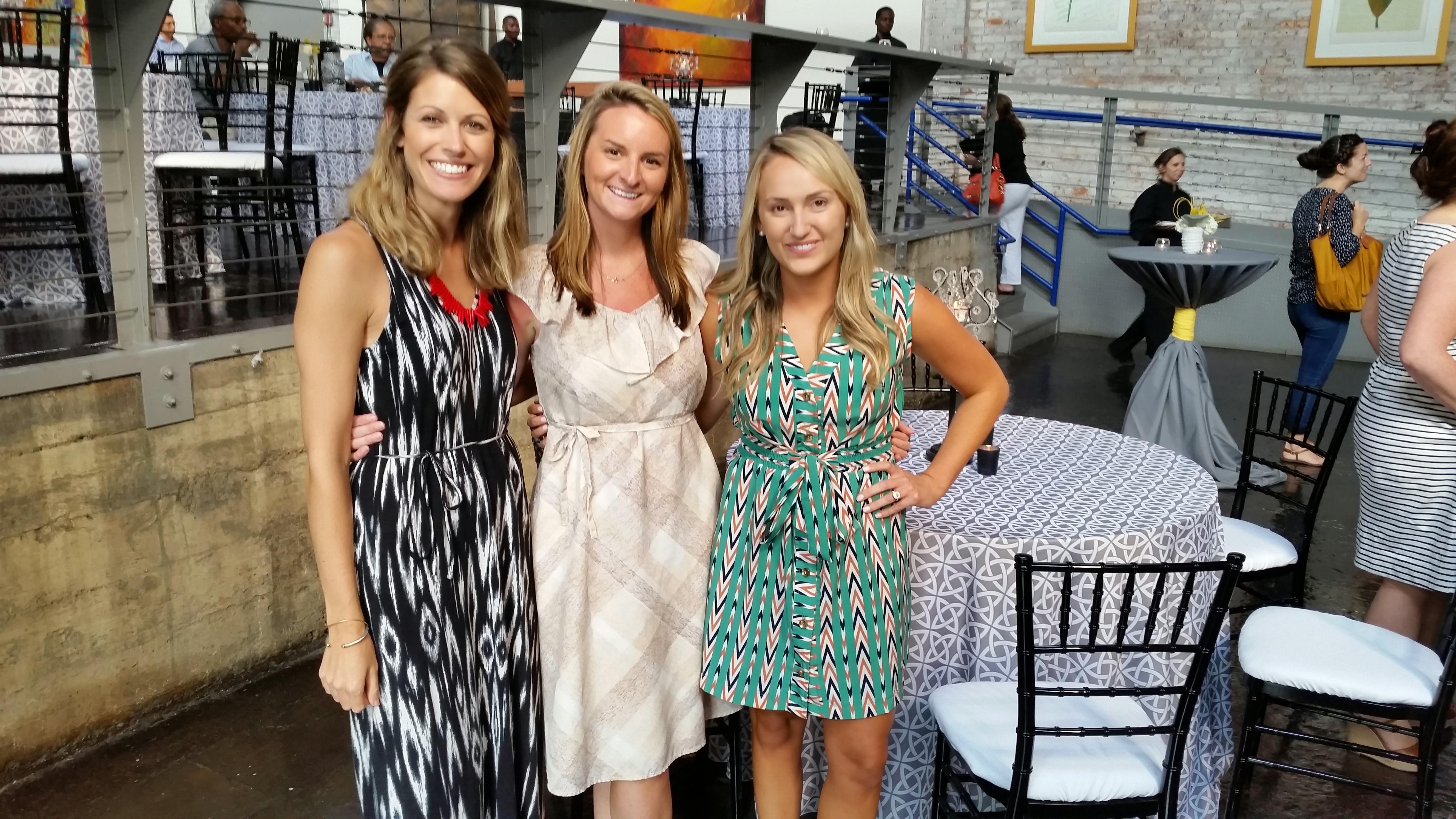 Lauren, Erin & Ashley