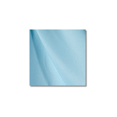 Light Blue Polyester Linen Rentals