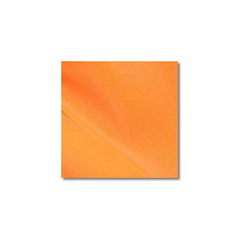 Neon Orange Polyester Linen Rentals