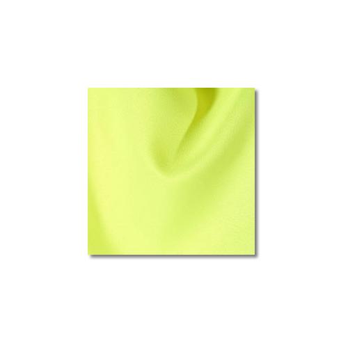 Neon Yellow Polyester Linen Rentals