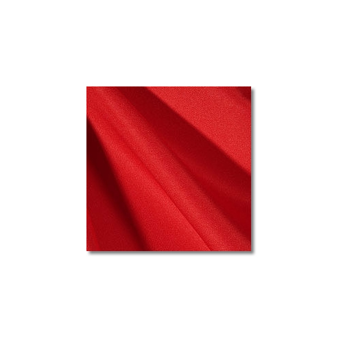 Red Polyester Linen Rentals