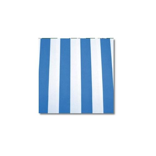 Blue White Stripes Novelty Linen Rentals