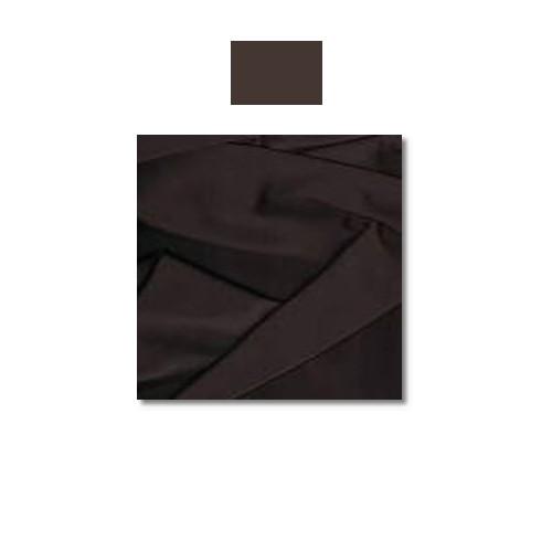 Chocolate Mystique Satin Linen Rentals