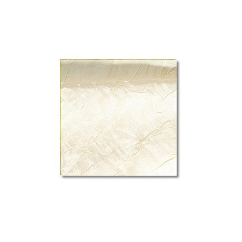 Ivory Iridescent Crush Linen Rentals