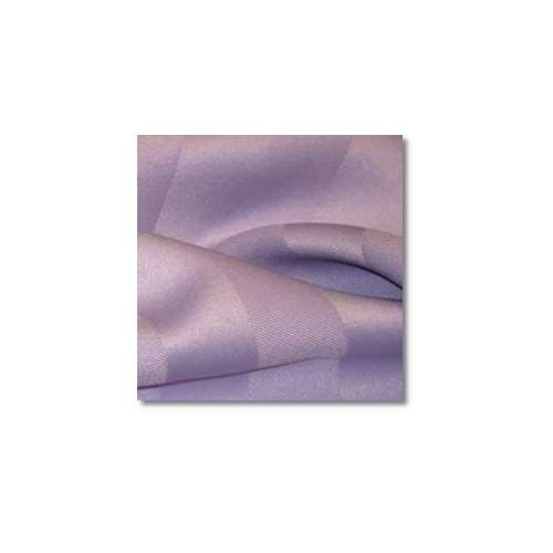 Lilac Polyester Satin Stripe Linen Rentals
