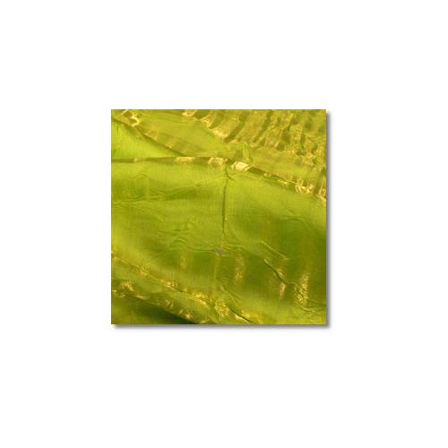 Lime Iridescent Crush Linen Rentals