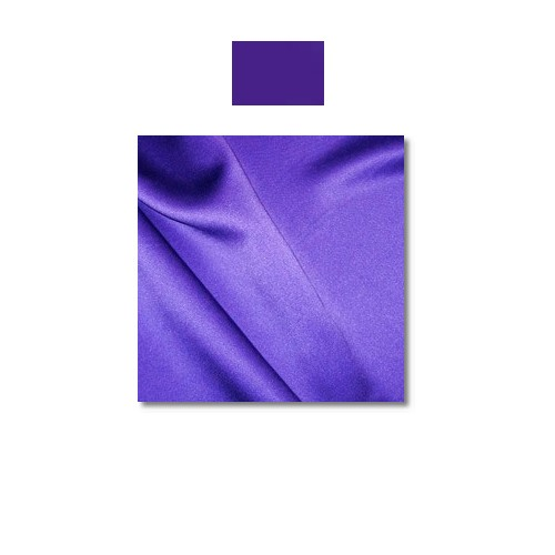Majestic Purple Mystique Satin Linen Rentals