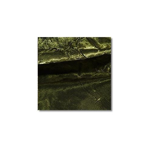 Moss Iridescent Crush Linen Rentals