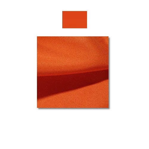 Orange Mystique Satin Linen Rentals