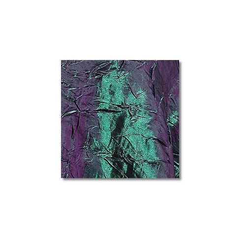 Purple Iridescent Crush Linen Rentals