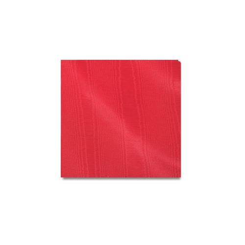 Red Bengaline Moire Linen Rentals