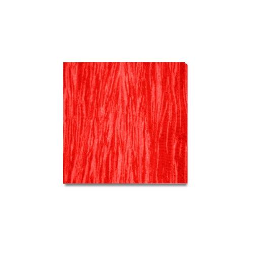 Red Krinkle Linen Rentals