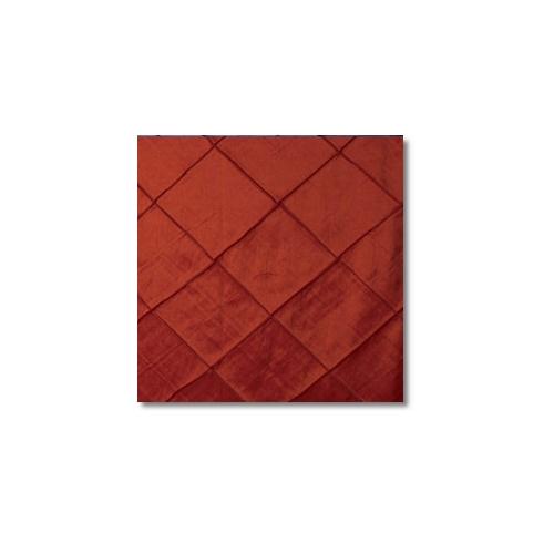 Red Pintuck 4 Inch Linen Rentals