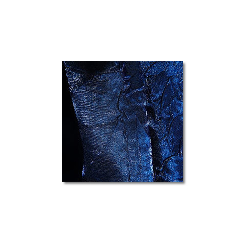 Royal Blue Iridescent Crush Linen Rentals