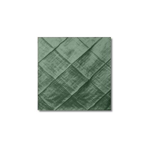 Sage Pintuck 4 Inch Linen Rentals