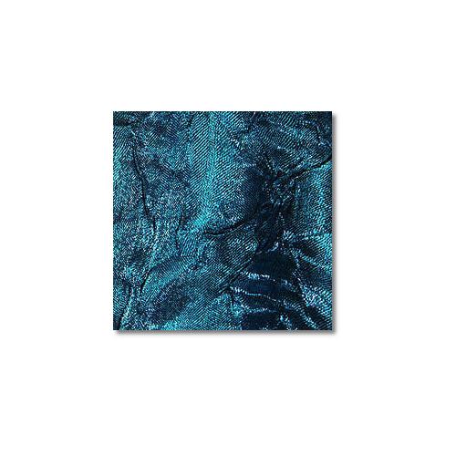 Turquoise Iridescent Crush Linen Rentals