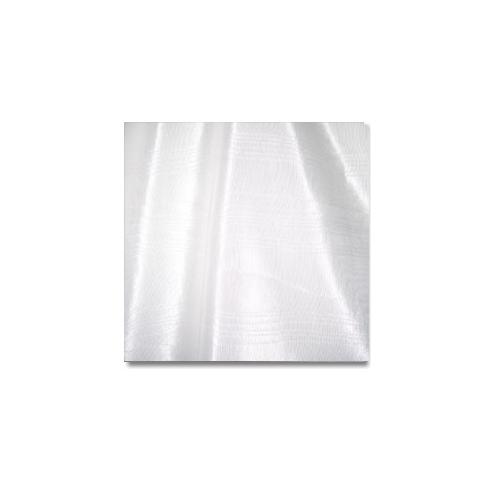 White Bengline Moire Linen Rentals