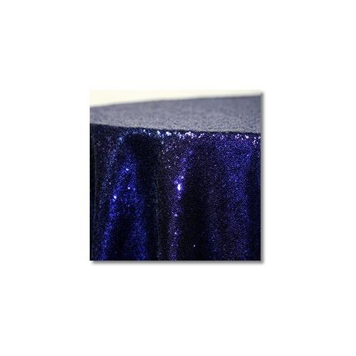 Dark Blue Glitz