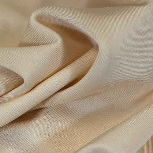 Ivory Spandex Linens