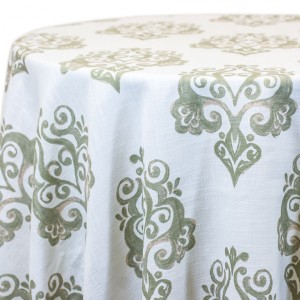 Soft Green Lucca Linen Rentals