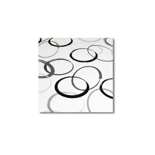 Charcoal Cirque Linen Rentals