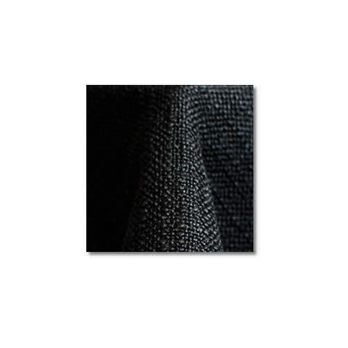 Black Faux Linens