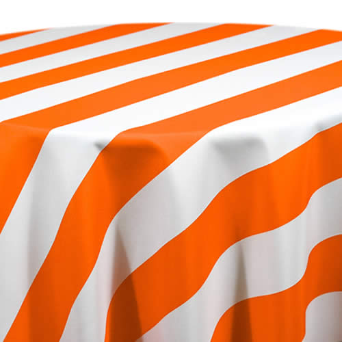 Orange Bold Awning
