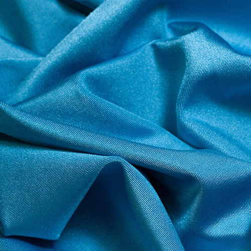 Turquoise Spandex Linens
